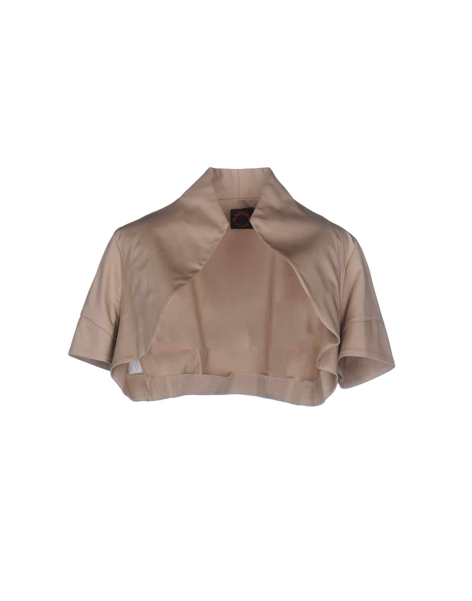 VAPOFORNO MILANO Болеро vapoforno milano куртка