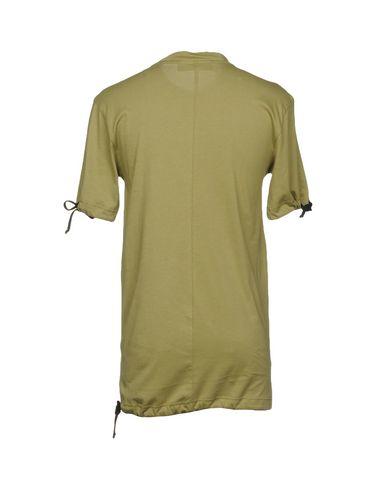 Фото 2 - Женскую футболку NUMERO 00 цвет зеленый-милитари
