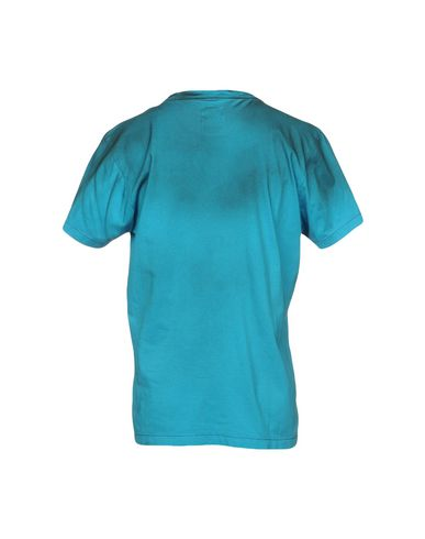 Фото 2 - Женскую футболку  бирюзового цвета