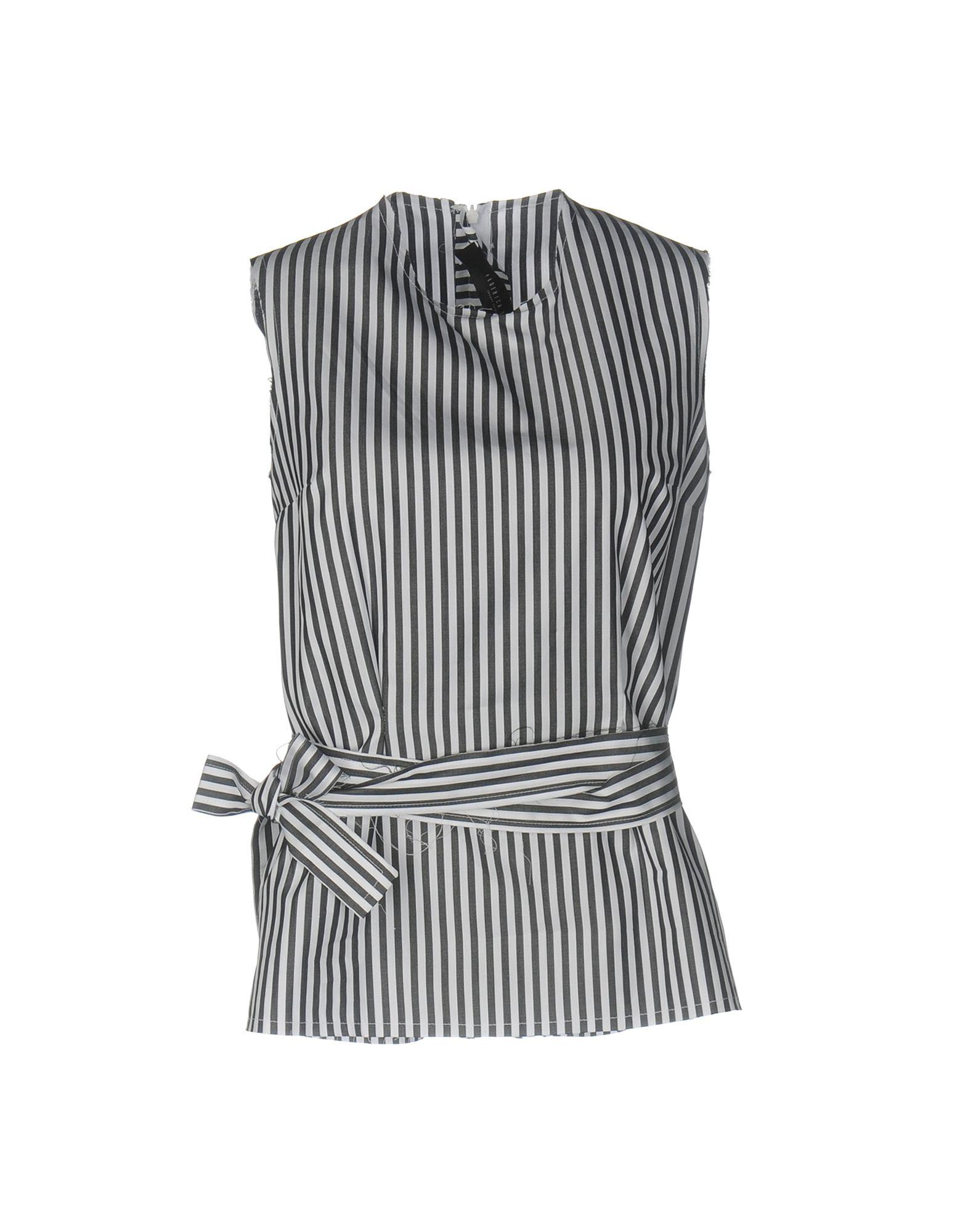 FEDERICA TOSI Топ без рукавов federica tosi ® luxury fashion топ без рукавов