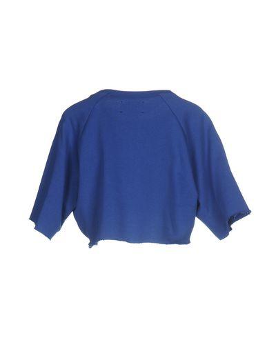 Фото 2 - Женскую толстовку или олимпийку GAëLLE Paris синего цвета