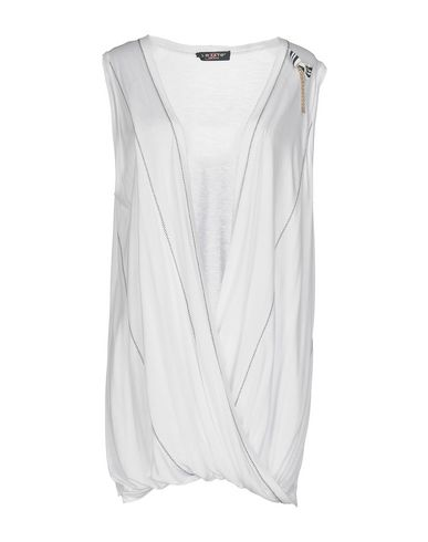 Фото - Женскую футболку LE FATE белого цвета