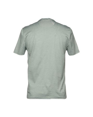 Фото 2 - Женскую футболку GRAN SASSO зеленого цвета