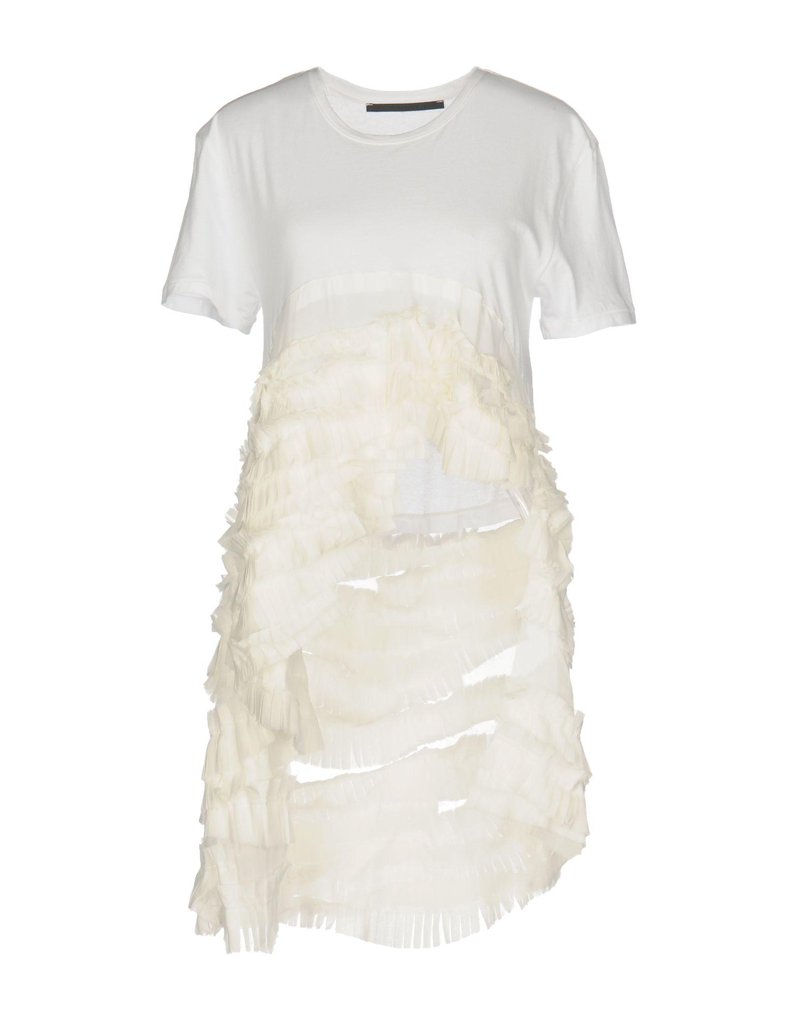 HAIDER ACKERMANN Damen T-shirts Farbe Weiß Größe 4 - broschei