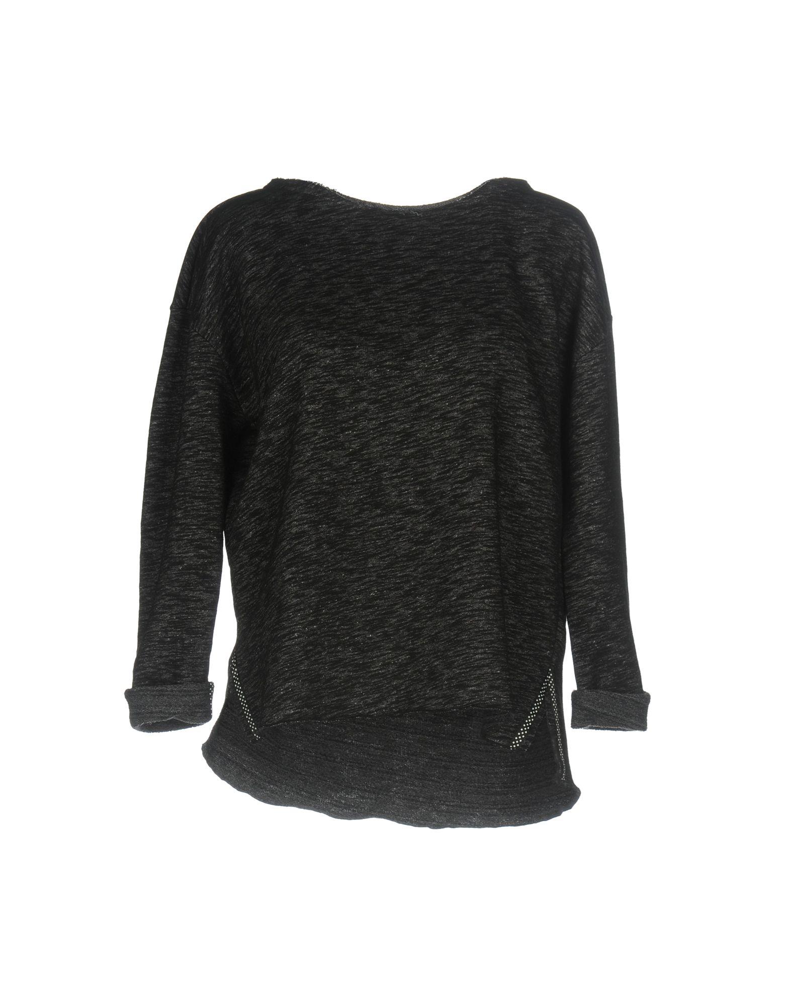 POUR MOI Damen Sweatshirt Farbe Schwarz Größe 4 jetztbilligerkaufen