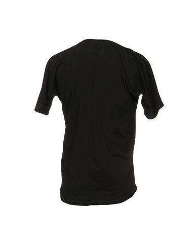 Фото 2 - Женскую футболку GAëLLE Paris черного цвета