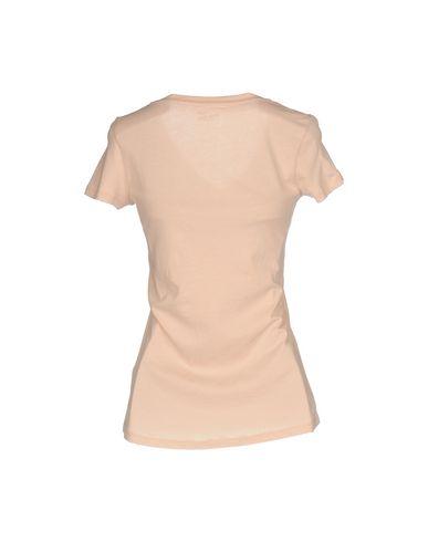 Фото 2 - Женскую футболку  цвет телесный