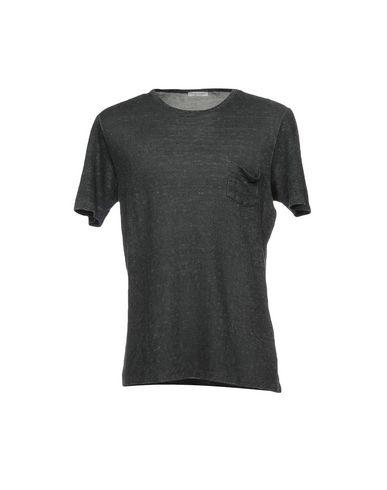 Фото - Женскую футболку GRAN SASSO свинцово-серого цвета