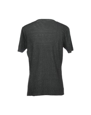 Фото 2 - Женскую футболку GRAN SASSO свинцово-серого цвета