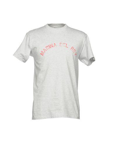 Фото - Женскую футболку WILD DONKEY светло-серого цвета