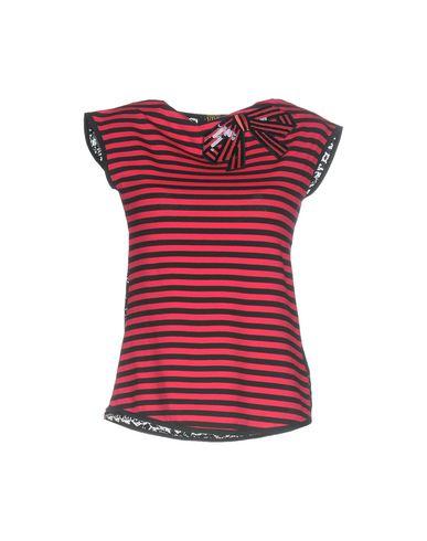 Фото - Женскую футболку VDP CLUB цвета фуксия