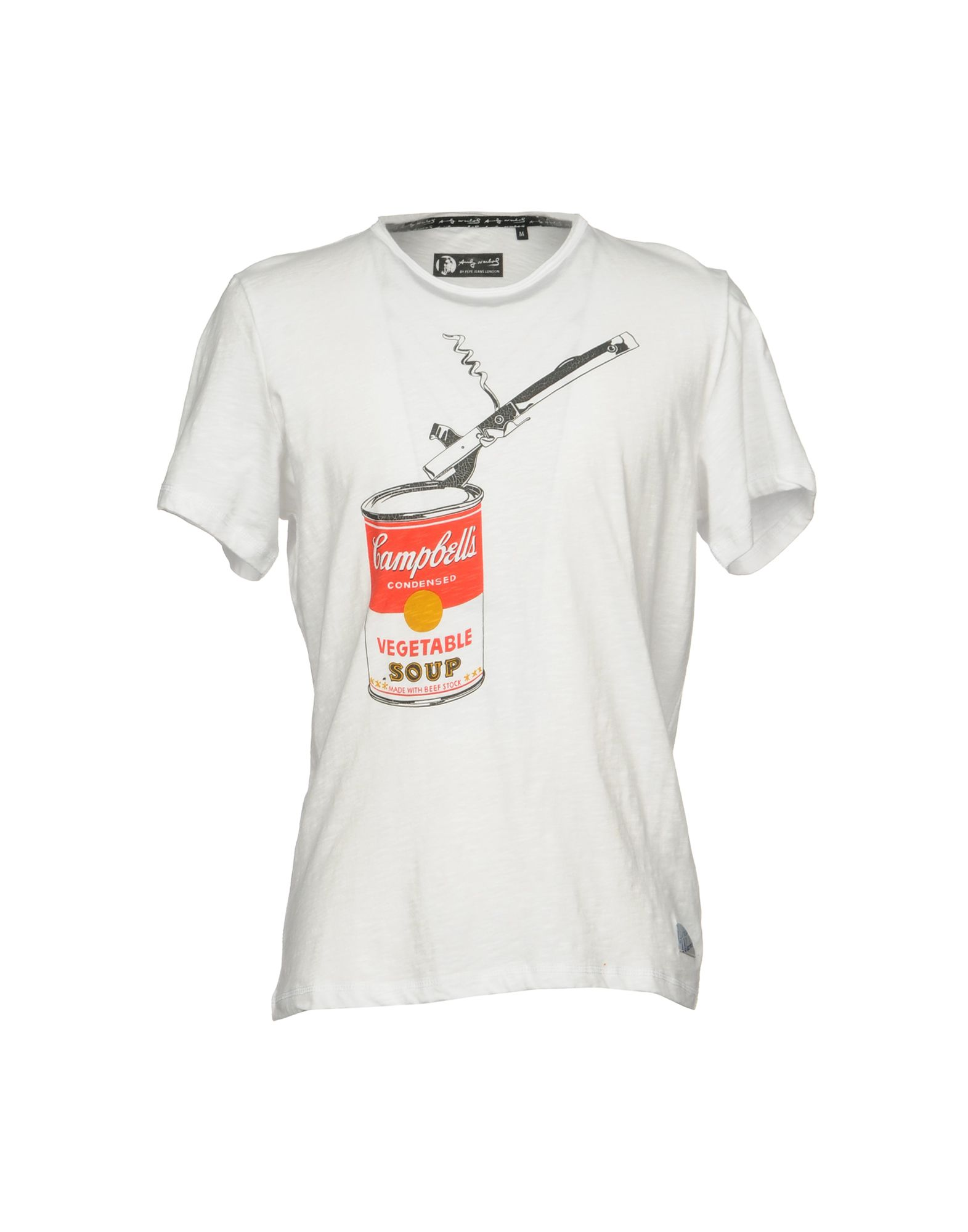 ANDY WARHOL by PEPE JEANS Футболка кеды andy z andy z an048awisq15