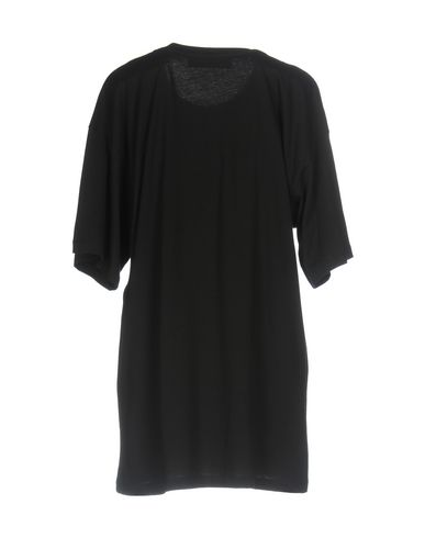 Фото 2 - Женскую футболку JEREMY SCOTT черного цвета