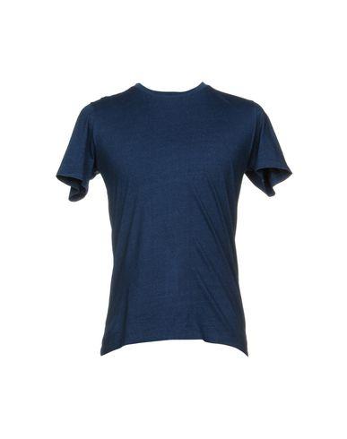 Купить Мужскую футболку  синего цвета