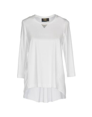 Фото - Женскую футболку VDP CLUB белого цвета