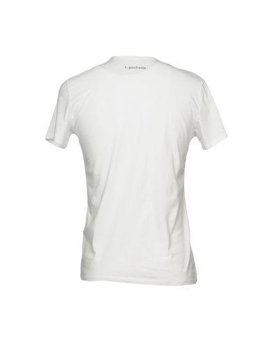 Фото 2 - Женскую футболку RODA белого цвета