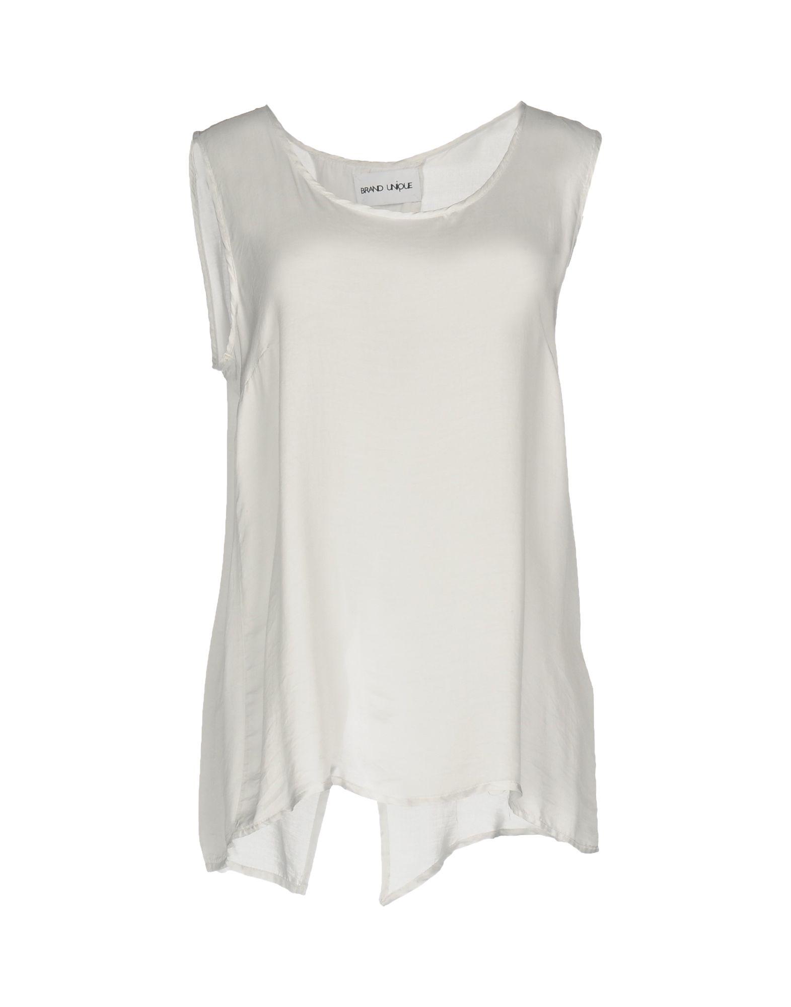 BRAND UNIQUE Топ без рукавов brand unique блузка