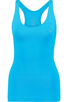 LUCAS HUGH Technical-knit stretch tank