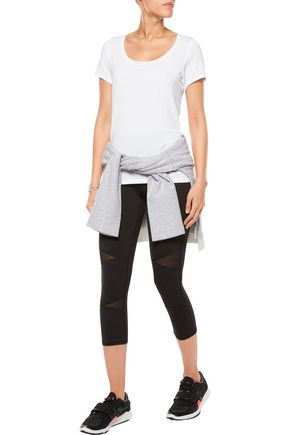 YUMMIE by HEATHER THOMSON Ellsie stretch-Micro Modal T-shirt