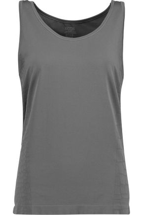 YUMMIE by HEATHER THOMSON® Jagger printed stretch-jersey tank