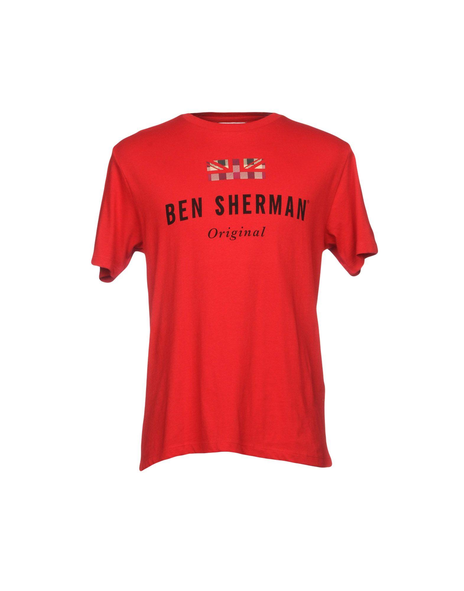 BEN SHERMAN Футболка цена и фото