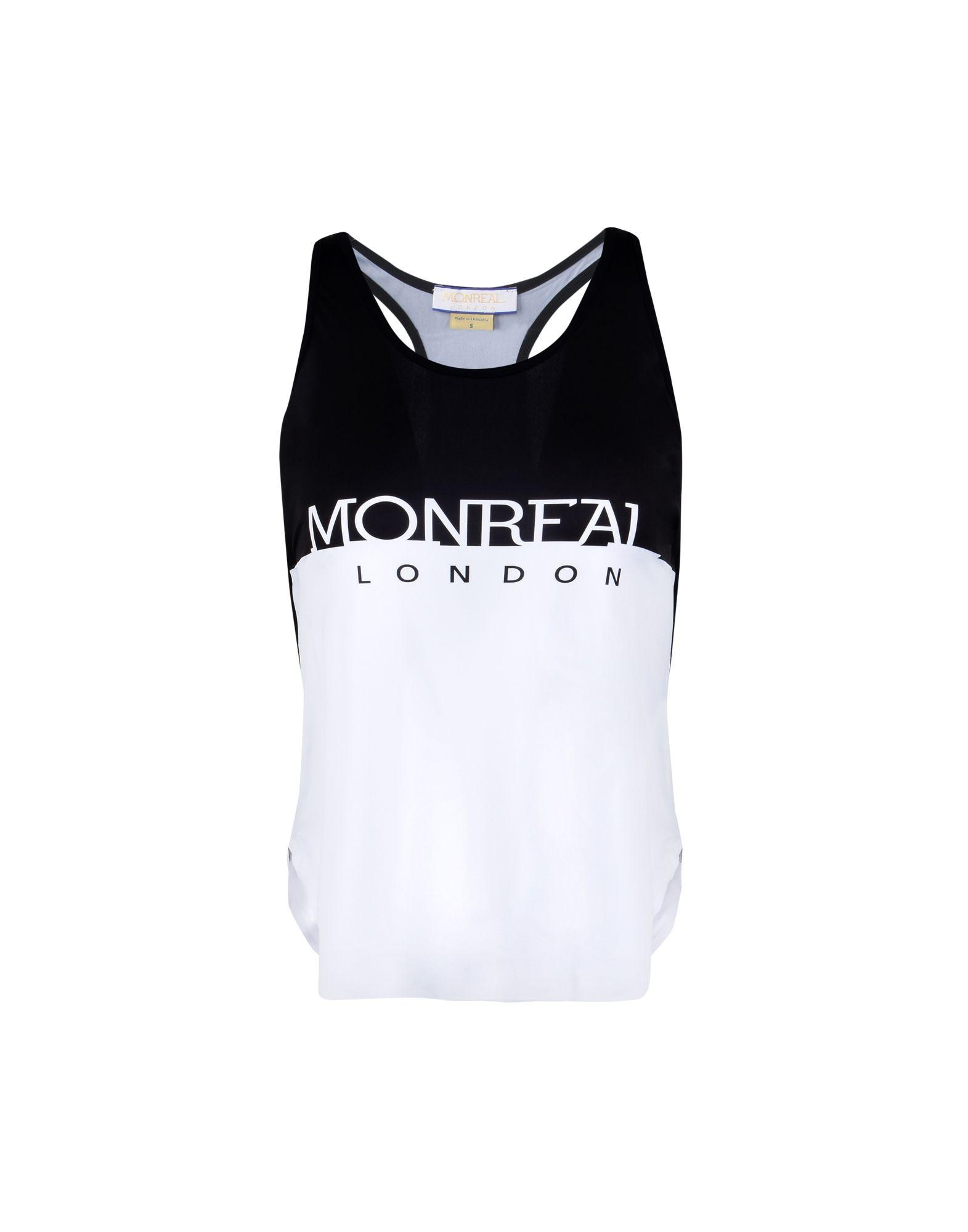 MONREAL LONDON Майка monreal london майка