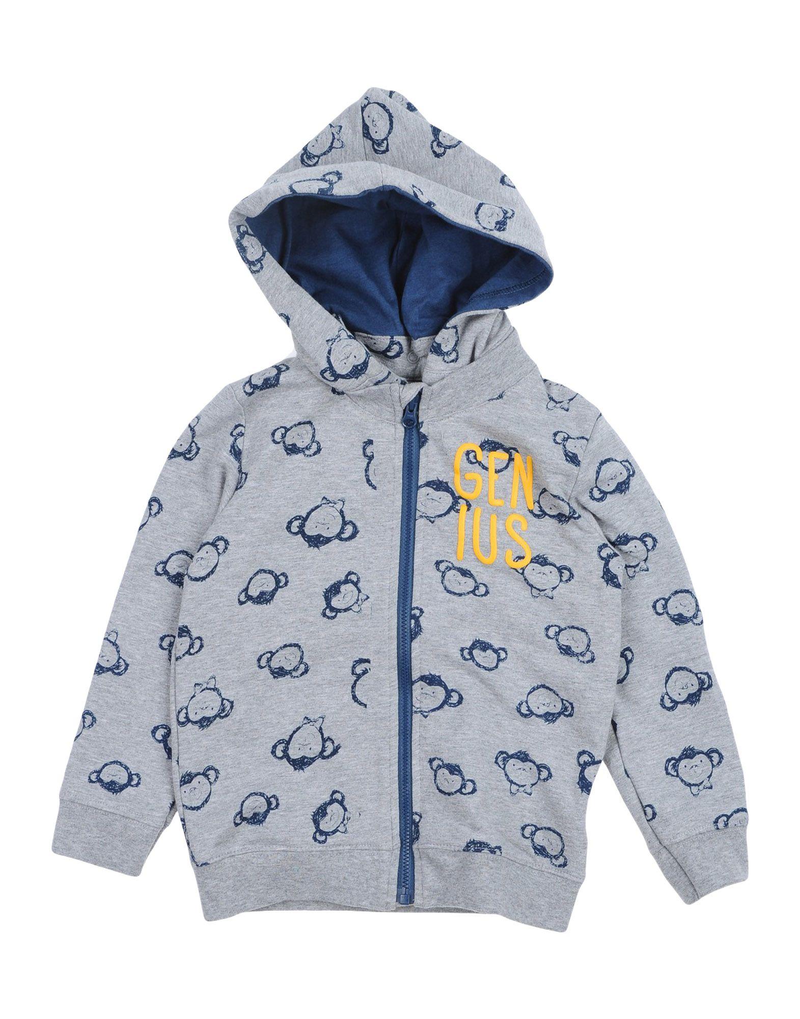 NAME IT® Jungen 3-8 jahre Sweatshirt2 grau