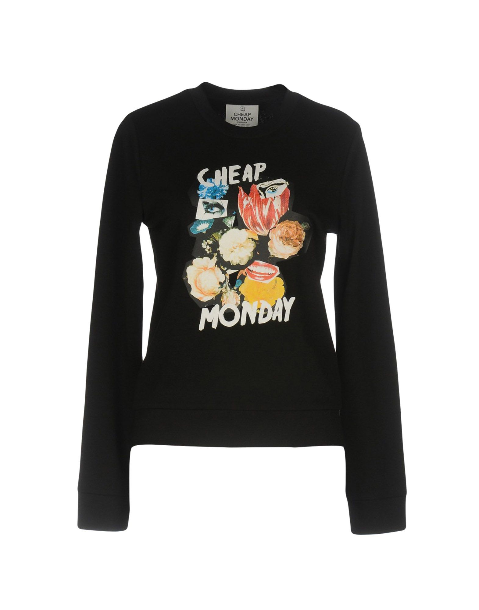 CHEAP MONDAY Толстовка джинсы cheap monday cheap monday ch839ewaanb4