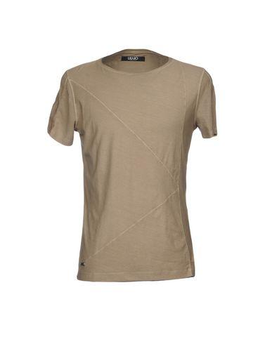 Фото - Женскую футболку LIU •JO MAN цвет песочный