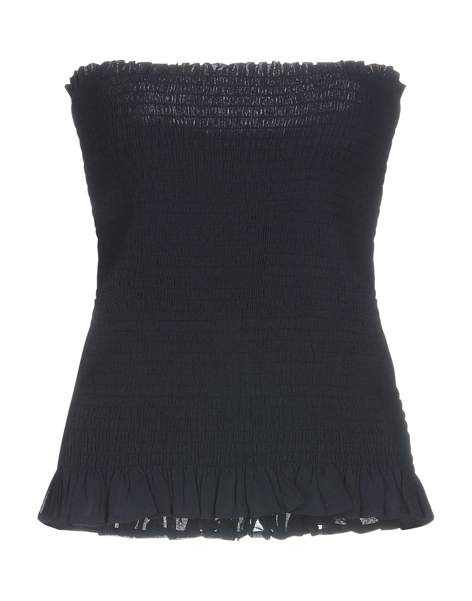 TWIN-SET Simona Barbieri Бюстье checker knot bikini set
