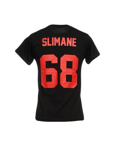 Фото 2 - Женскую футболку LES (ART)ISTS черного цвета