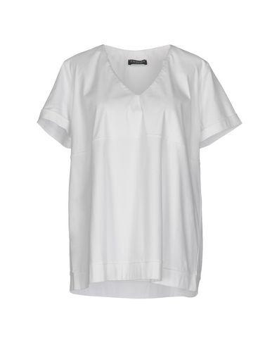 Фото - Женскую футболку TWINSET белого цвета