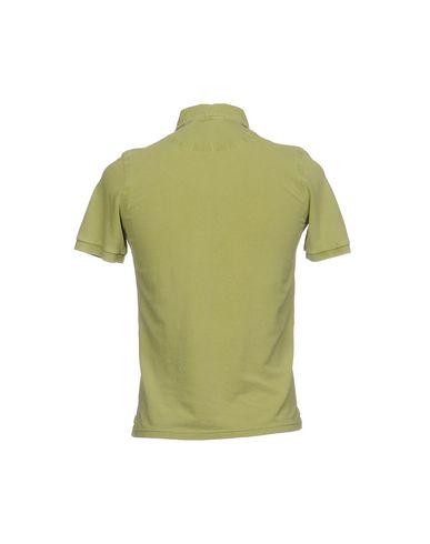 Фото 2 - Мужское поло AUTHENTIC ORIGINAL VINTAGE STYLE светло-зеленого цвета