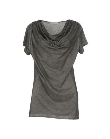 Купить Женскую футболку ALPHA STUDIO свинцово-серого цвета