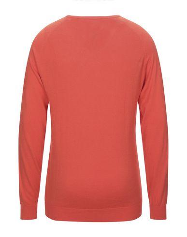 Фото 2 - Мужской свитер LIU •JO MAN оранжевого цвета