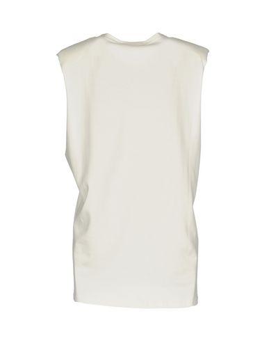 Фото 2 - Женскую футболку CIRCUS HOTEL цвет слоновая кость
