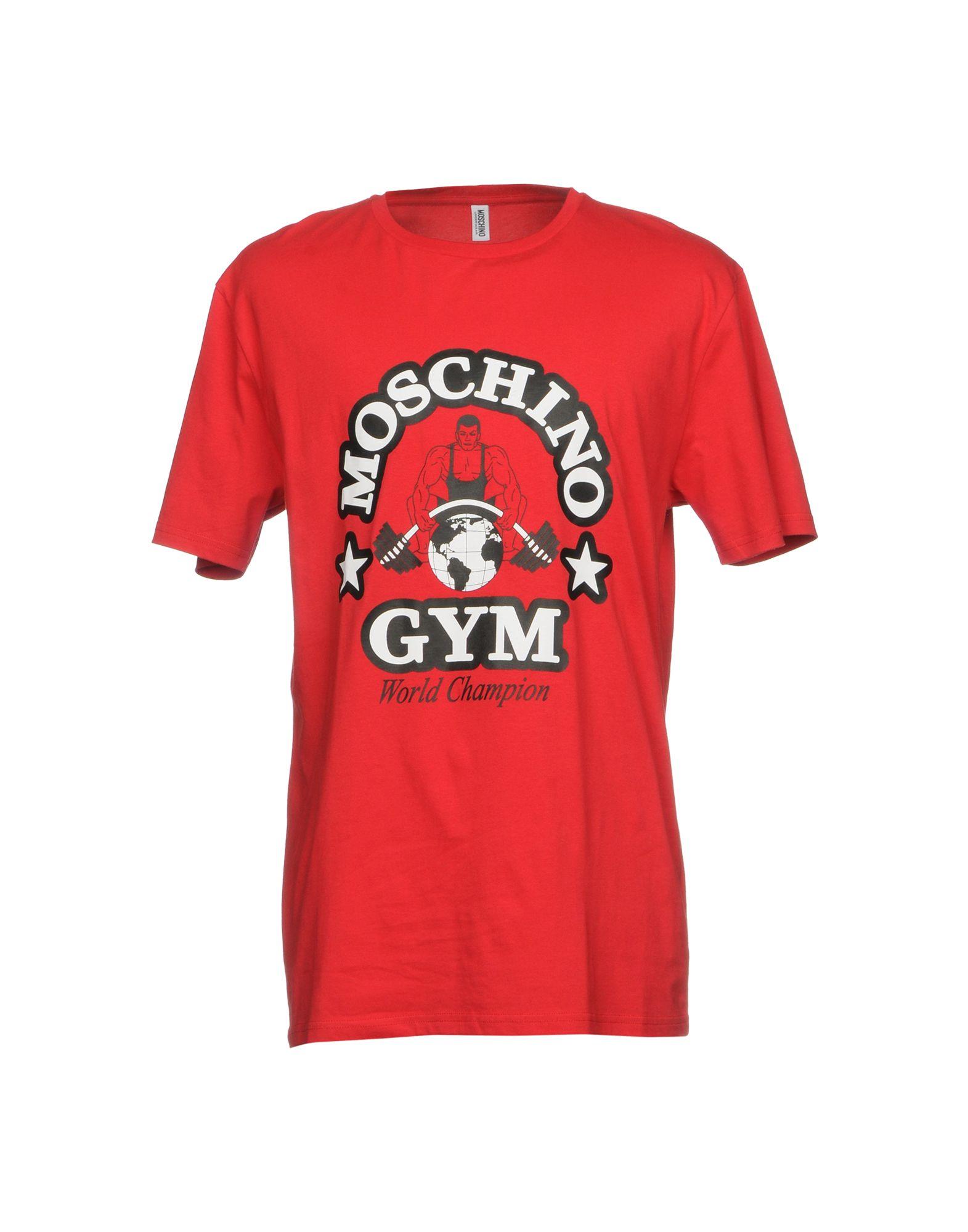 MOSCHINO UNDERWEAR Футболка футболка домашняя moschino moschino mo351ewqhh03