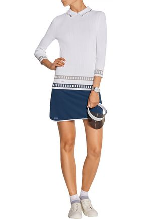 L'ETOILE SPORT Stretch-knit sweater