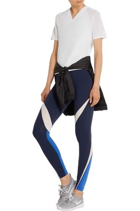 NIKE Tech Knit stretch-jersey top