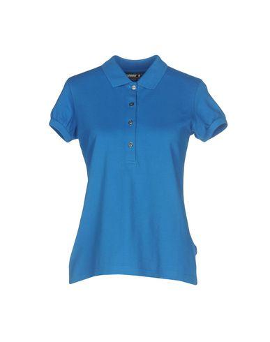 Фото - Женское поло  синего цвета