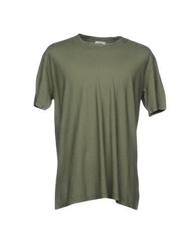 Фото - Женскую футболку OFFICINA 36 цвет зеленый-милитари