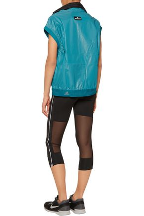 ADIDAS by STELLA McCARTNEY Run shell gilet