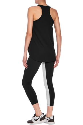 KAIN LABEL Shawn paneled cotton and modal-blend tank
