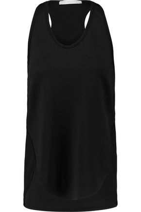 KAIN Shawn paneled cotton and modal-blend tank
