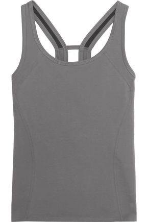 YUMMIE by HEATHER THOMSON® Jackie stretch-cotton jersey tank