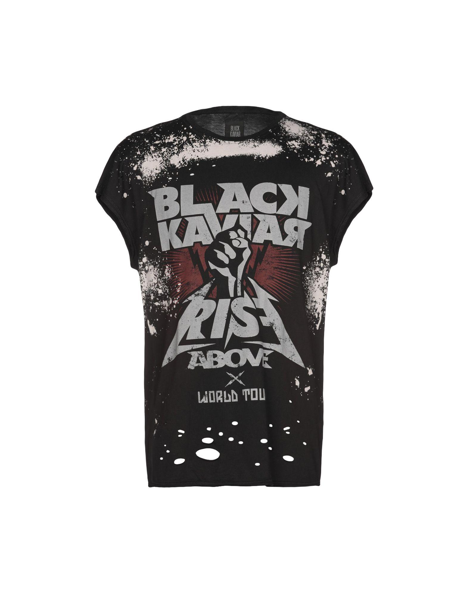 BLACK KAVIAR | BLACK KAVIAR T-shirts 12085565 | Goxip