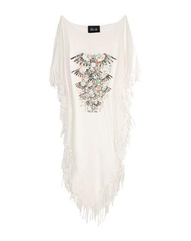 Фото - Женскую футболку ODI ET AMO белого цвета