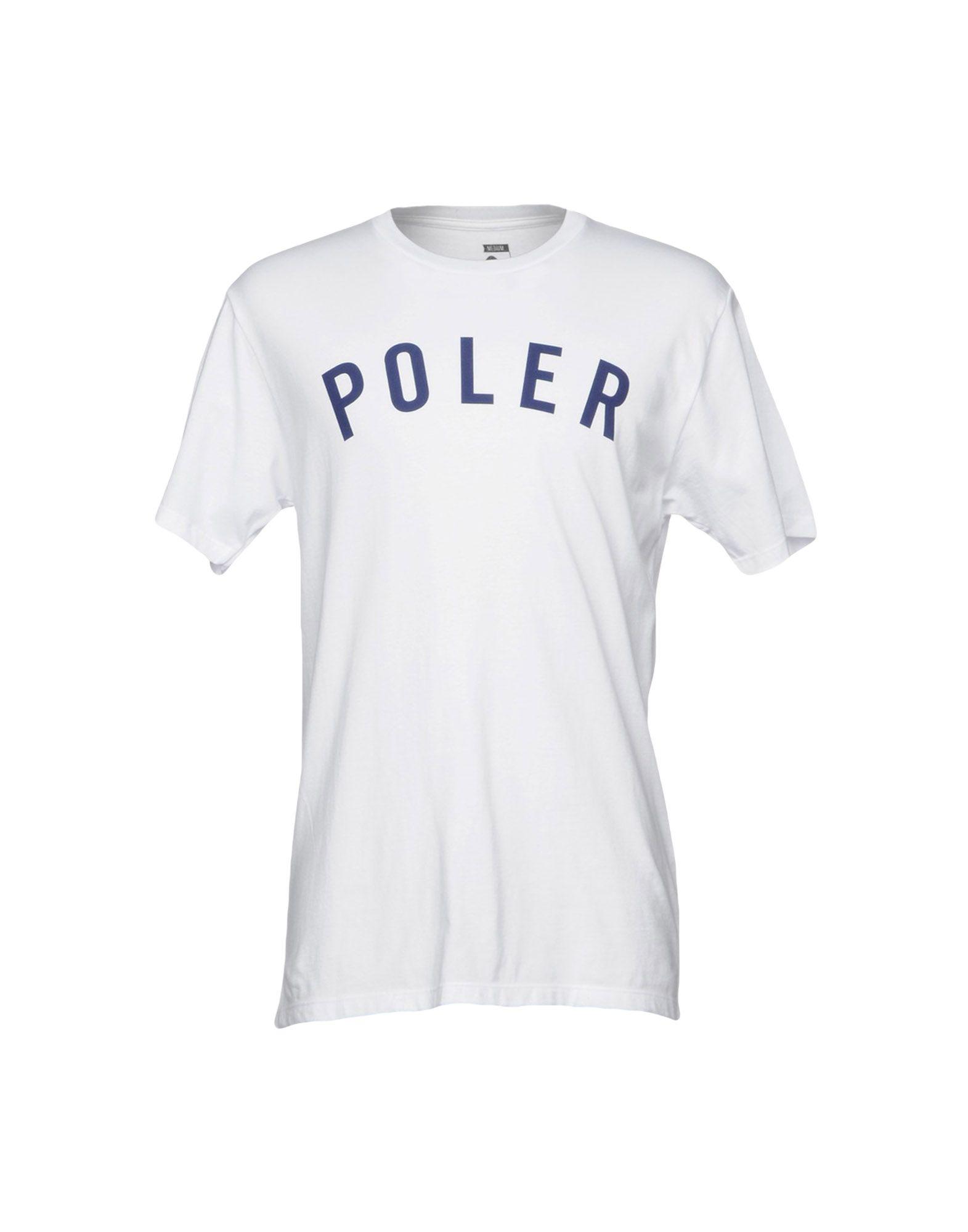 POLER Футболка poler pубашка