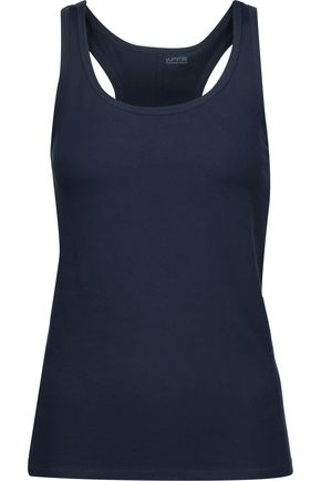 YUMMIE by HEATHER THOMSON® Maria stretch-cotton tank