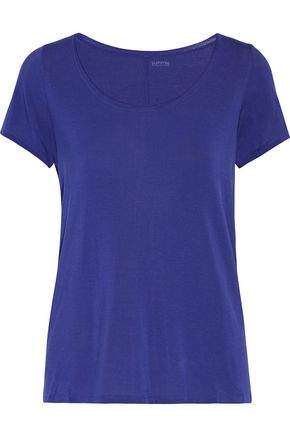YUMMIE by HEATHER THOMSON® Ellsie stretch-Micro Modal T-shirt